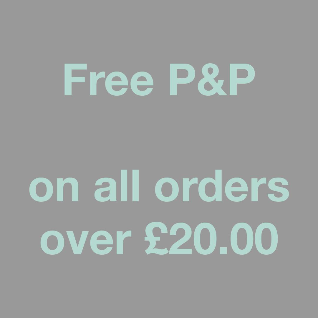 Free P&P